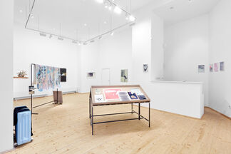 I want you to bǝ perfect, installation view