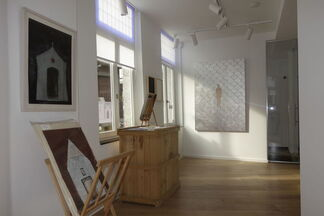Texidor - Nota duo exhibition, installation view
