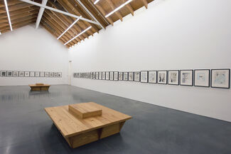 Parrish Perspectives – Jules Feiffer: Kill My Mother, installation view