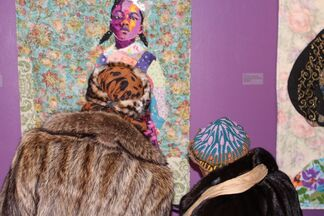 The People Could Fly: Royalty Without the Riches, installation view