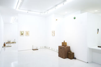 """Keisuke Yamamoto""""Clouds in the Center of the Earth"""", installation view"""