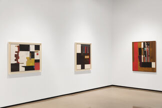 Robert Motherwell: Early Paintings, installation view