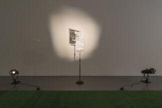 Alice Theobald: Weddings and Babies, installation view