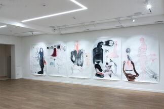 Vlada Ralko  FASHION SHOW, installation view