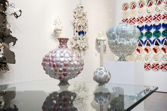 Todd Merrill Studio at Art Miami 2014, installation view