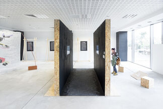 On Floating Grounds. Ways of Practicing Imponderability, installation view