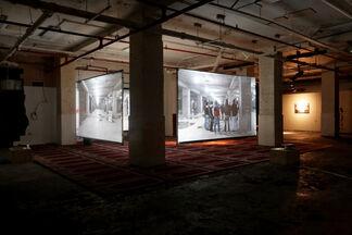 Köken Ergun, installation view