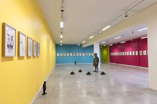 Sugar Amnesia, installation view