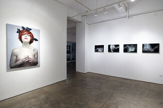 Eloy Morales: About Head, installation view