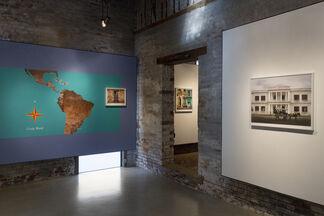 Creole World, installation view
