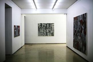 Jeong Zik Seong, installation view