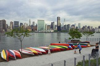 Xaviera Simmons: Convene, installation view