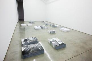 "Jakob Kolding - ""Blocks"", installation view"