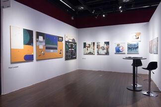 La Causa Galería at District 13 International Art Fair 2019, installation view