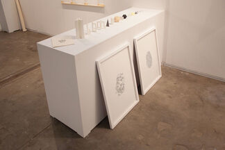 No Lugar Arte Contemporáneo at arteBA 2015, installation view