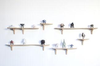 Morphology - Brendan Monroe, installation view