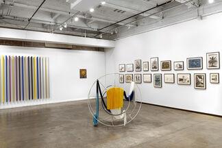 Kerlin Gallery at Dallas Art Fair 2017, installation view