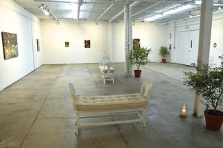 Psyche's Knot, installation view