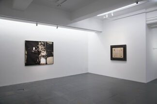 Manolo Millares - Antoni Tàpies: An Informel Step, installation view