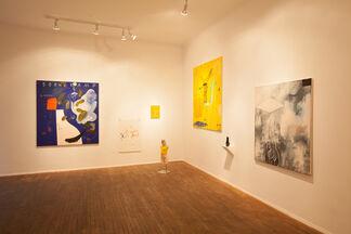 Christian Hoosen, installation view