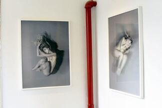 Pontone Gallery in New York, installation view