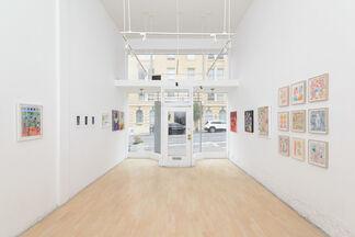 Somebody, installation view
