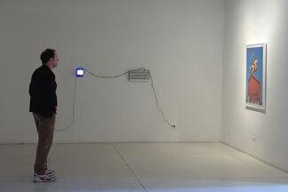RODRIGO CANALA Y SEBASTIÁN MAHALUF - Mnémica, installation view