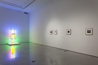 ghost outfit (organized by Todd von Ammon), installation view