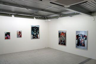 """Ishiuchi Miyako """"Garments of Life - Hyakutoku & Semamori"""", installation view"""