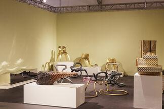Gallery ALL at Design Miami/ 2015, installation view