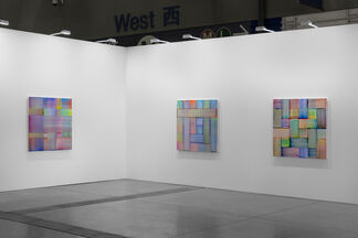 Simon Lee Gallery at Taipei Dangdai 2020, installation view
