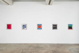 Storms, installation view