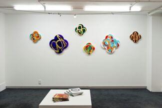 Max Gimblett: The Rising Sun, installation view