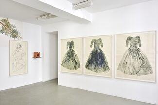 """Eloïse Van der Heyden """"Private Myths"""", installation view"""