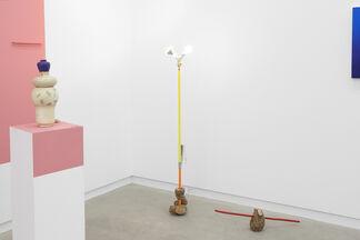 Jimmy Limit, Surplus, installation view