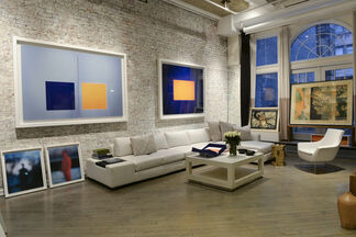 New Works from Garry Fabian Miller, Bill Armstrong and Ian McKeever, installation view