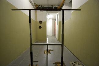 Marcin Dudek: Too Close for Comfort, installation view
