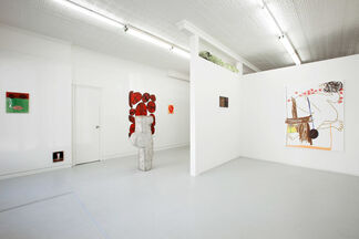 A Night in Kumladia, installation view
