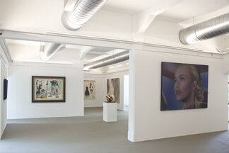 From Picasso to the New Roman School, the never ending cult of beauty in contemporary art, installation view