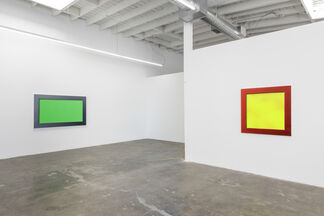 Opening, installation view