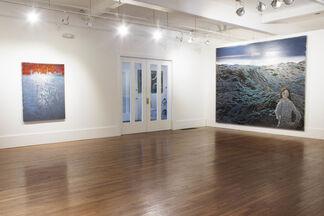 Ena Swansea - Marine Paintings, installation view