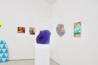 UNTITLED PROJECTS, installation view