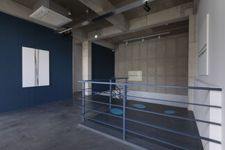 Topological Rail, installation view