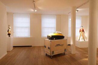 Stéphane Halleux: A New Adventure, installation view