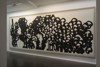 Yang Jiechang - On Earth as in Heaven, installation view