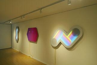 Geometric Alignment - Anibal Gomescasseres, installation view