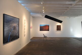 Arrive and Likewise Depart, installation view