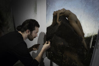 """Casey Baugh - """"Exposed"""", installation view"""