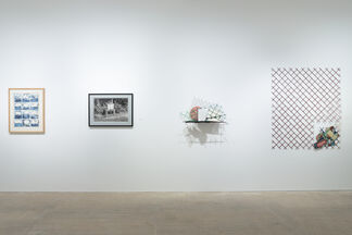 William Tillyer: Radical Vision, installation view
