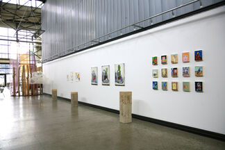 Court Tree Collective for URBN in Philadelphia, installation view